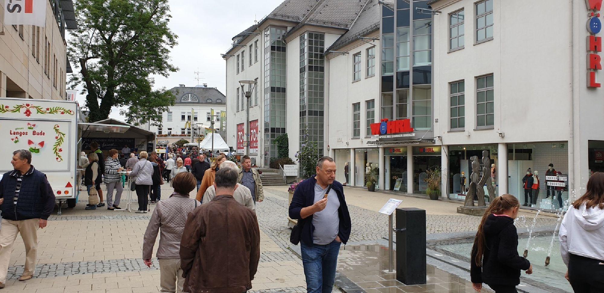 Stadtfest Plauener Frühling