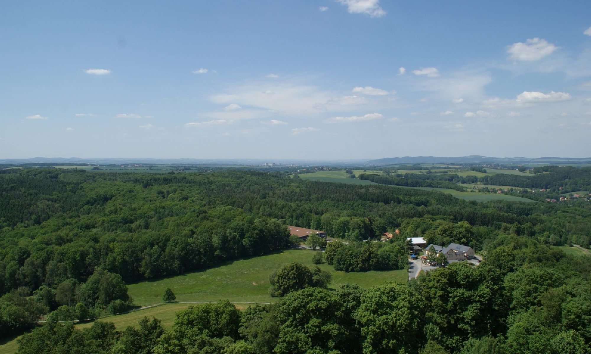 Ausblick vom Königstein