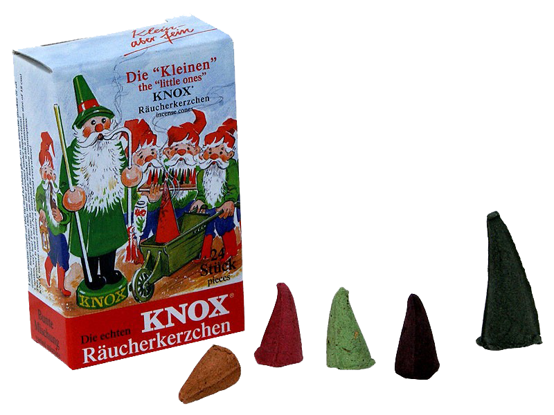 Knox Minis bunte Mischung